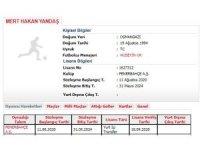 Fenerbahçe'de Mert Hakan Yandaş'ın lisansı çıktı