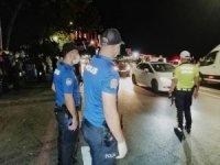 İstanbul İl Emniyet Müdürü Aktaş Üsküdar sahilde asayiş uygulamasına katıldı