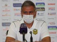 """Hamza Hamzaoğlu: """"Kazanmak istiyorduk fakat olmadı"""""""