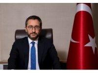 İletişim Başkanı Altun'dan Cumhurbaşkanı Erdoğan'a hakaret eden Yunan gazetesine kınama