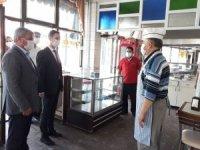 Başkan Arif Teke: ''Sosyal mesafe maske ve hijyen çok önemli''
