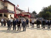 Kozan'da Gaziler Günü törenle kutlandı