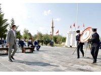 Nevşehir'de 19 Eylül Gaziler Günü programı düzenlendi