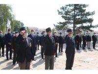 Sivas'ta gaziler unutulmadı