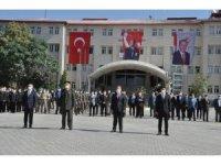 Şırnak'ta Gaziler Günü düzenlenen törenle kutlandı
