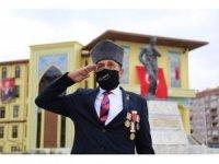 Kütahya'da Gaziler Günü töreni