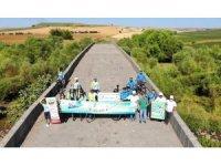 Diyarbakır'da pedallar hareketli yaşam için çevrildi