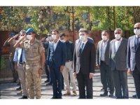 Güroymak'ta 19 Eylül Gaziler Günü düzenlenen törenle kutlandı