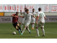 Süper Lig: Gençlerbirliği: 0 - İH Konyaspor: 0 (İlk yarı)