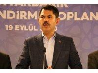 Bakan Kurum'dan Diyarbakır'a müjde