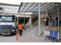 Kütahya Organize Sanayi Bölgesi yatırımcılarından sağlıkçılara destek