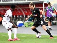 Süper Lig: Yukatel Denizlispor: 0 - Trabzonspor: 0 (İlk yarı)