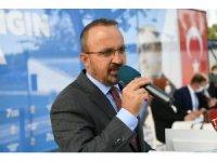 "AK Partili Turan: ""Fransa Cumhurbaşkanına Türkçe tweet attıran adamın adı Recep Tayyip Erdoğan'dır"""