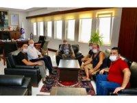 Didimli balıkçılardan Başkan Atabay'a destek