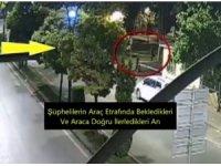 Hırsızlar önce kameralara sonra da polise yakalandı
