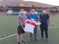 TÜFAD Kayseri Şube Başkanı Osman Yozgat, Yerköyspor futbol akademisini ziyaret etti