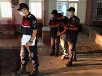İzmir'de aranan dolandırıcılık şüphelisi yakalandı