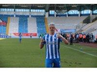 Süper Lig: BB Erzurumspor: 1 - DG Sivasspor: 2 (Maç sonucu)