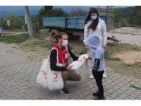 İyilik Serüveni'in Kocaeli'de çocukları sevindirdi