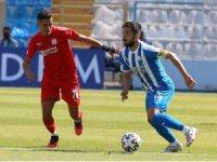 Sivasspor'da Fayçal Fajr ilk resmi maçına çıktı