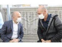 Vali Varol, Şehit Harun Aslan'ın ailesine taziye ziyaretinde bulundu