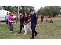 Gençleri uyuşturucuya alıştıran 'Zeliş', piknik yaparken JASAT'a yakalandı