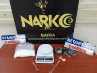 Samsun'da uyuşturucu operasyonu: 3 gözaltı