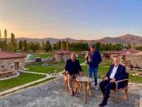Başkan Pekmezci, Kenan Yavuz Etnografya Müzesini ziyaret etti