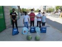 Talas Belediyesinden tüm Türkiye'nin gönlünde taht kuran Diyarbakırlı çocuklara sürpriz