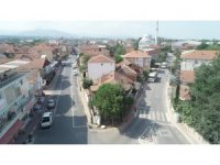 Kartepe Köseköy'de caddeler daha konforlu