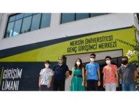 MEÜ Genç Girişimci Merkezinin desteklediği Eyüp Aygar Fen Lisesi öğrencileri finale kaldı