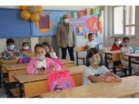 Korkuteli'nde ilk ders başladı