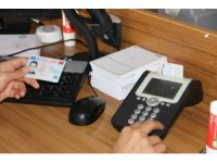 Ehliyet bilgileri kimlik kartlarına yükleniyor