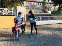 Aydın Büyükşehir Belediyesi'nden eğitime 'hijyen' desteği