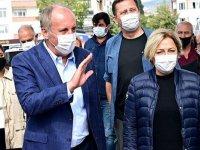 İnce'den MHP'li Semih Yalçın'a 'bukalemun' yanıtı