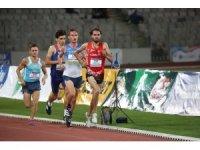 Kayserili atletler Balkan Şampiyonası'nda 2 altın, 3 bronz madalya kazandı