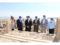 Tarihi Selçuklu-Karakoyunlu Mezarlığı'nın restore edilecek