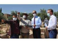 DİKA'dan Dara antik kentine 4 milyon liralık destek