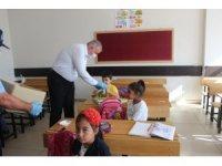Kahta Belediyesinden 81 ildeki 81 okula çiğköfte