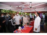 Gaziantep'te obeziteye yönelik muayene ve spor etkinliği