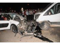 Cizre'de Trafik Kazası: 7 Yaralı