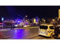 Bağcılar'da otomobile silahlı saldırı: 1 ölü 1 yaralı