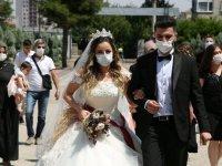 Covid-19 günlerinde Türk düğünleri dünya basınında: Darbe vurdu