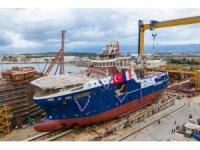Fransızlara rüzgar türbini destek gemisi