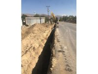 VASKİ'den Kandahar'a ilk kez kanalizasyon hattı