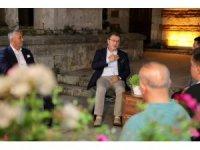 Deniz Köken, kentsel dönüşüm sorularını cevapladı