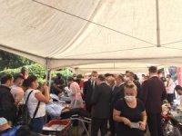 Zonguldak'ta kan ve kök hücre bağışı kampanyası düzenlendi
