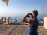 Karadeniz'de tatilcileri cankurtaranlar hayata bağladı