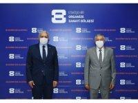 Eskişehir OSB ve İnönü Belediyesi iş birliği yapacak