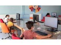 Teknolojiye erişimi olmayan öğrencilere özel hizmet